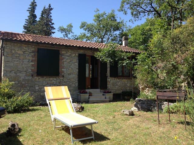 Casetta tipica - Pennabilli - 公寓
