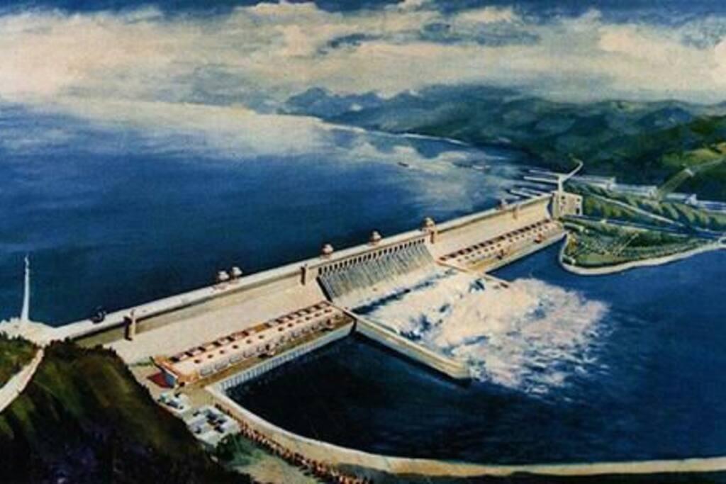三峡大坝——国家五星级景点。