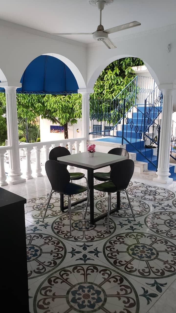 Conjunto residencial y turístico Casa Blanca 5