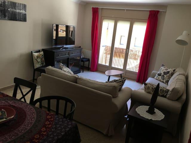 Apartamento recién reformado en Llavorsí.