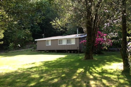 Cabin on the Lower Umpqua River! - Scottsburg - Hus