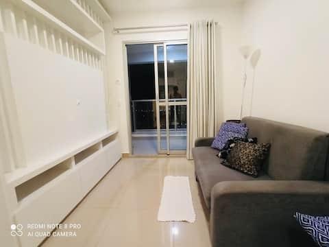 Apartamento moderno & decorado stilo e bom gosto.