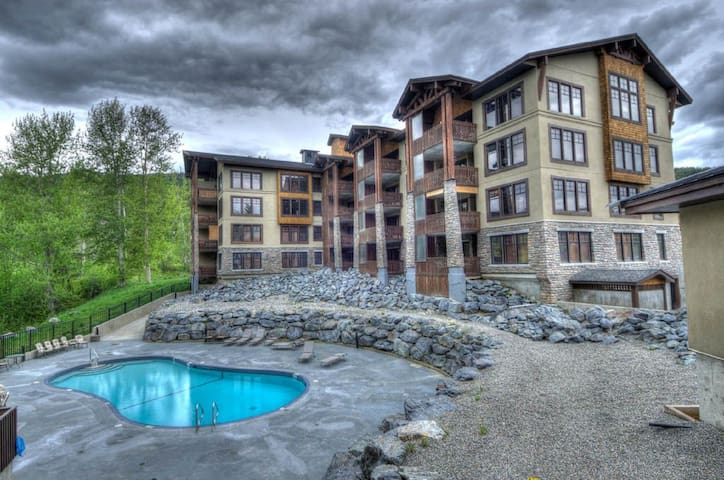 3 bed Condo on Kimberley ski Resort - Kimberley - Condominium