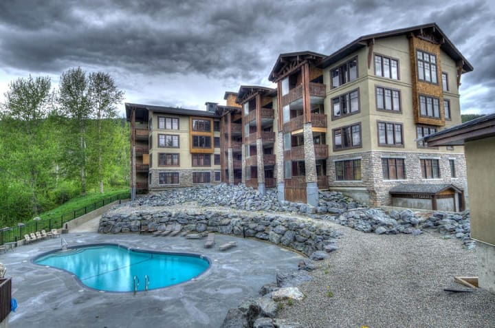 3 Bed Luxury Condo At Kimberley Alpine Ski Resort