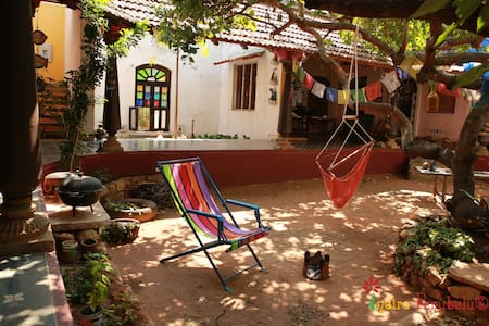 Wunderhaus budget backpacker - Villupuram - Bungalou