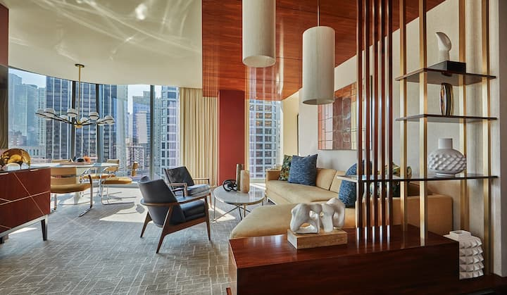 Luxurious Penthouse in Boutique Hotel Near North