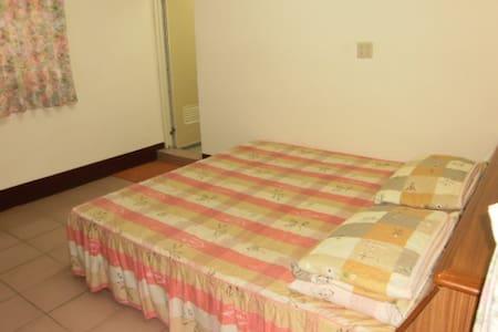 兩人密月套房 - Lugu Township - Domek gościnny