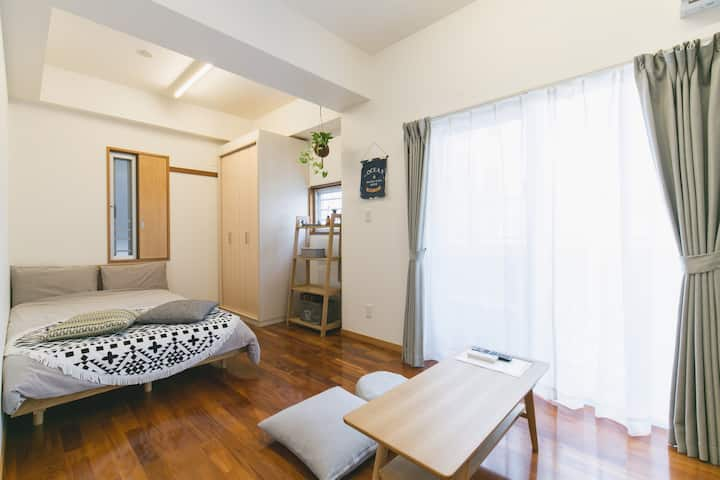 Casa type 001 (No EV)NAHA city/3min ASATO sta.