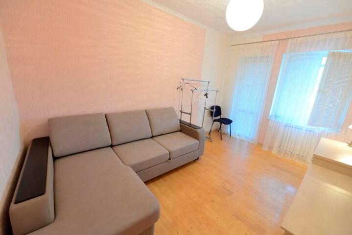 Комфортабельный номер 2 Каролино-Бугаз - Hrybivka - Rumah