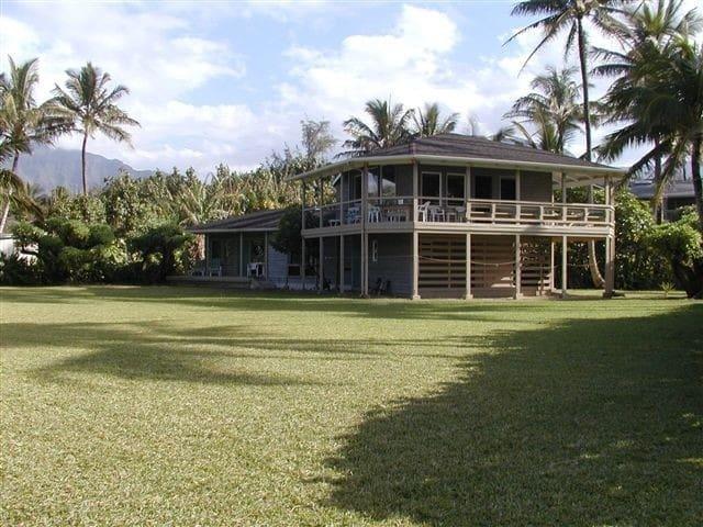Hale Kilo I'a - Kauai North Shore - Hanalei - Hus