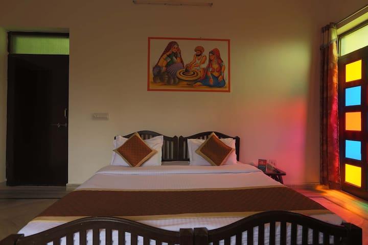 Royel Green Park Haveli - Pushkar - Rumah Tamu