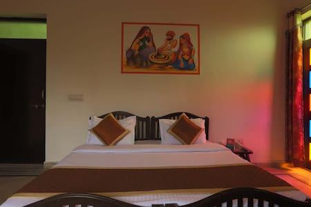 Royel Green Park Haveli - Pushkar - Chambres d'hôtes