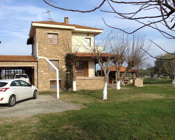 Villa Klio, Iviritiko, Nea Roda - Nea Roda - Vila