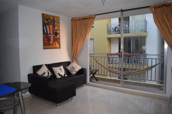 Apartamento Amoblado Valledupar Festival Vallenato