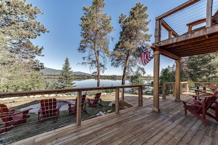 Luxury Lake House on Cascade Lake near McCall