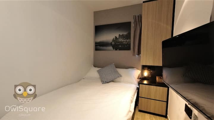 【 Very clean and Nice apartment in Wan Chai】#301