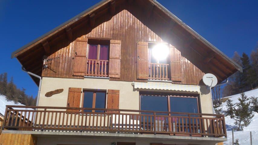 Gites 5 personnes les karellis savoie - Montricher-Albanne - Apartamento