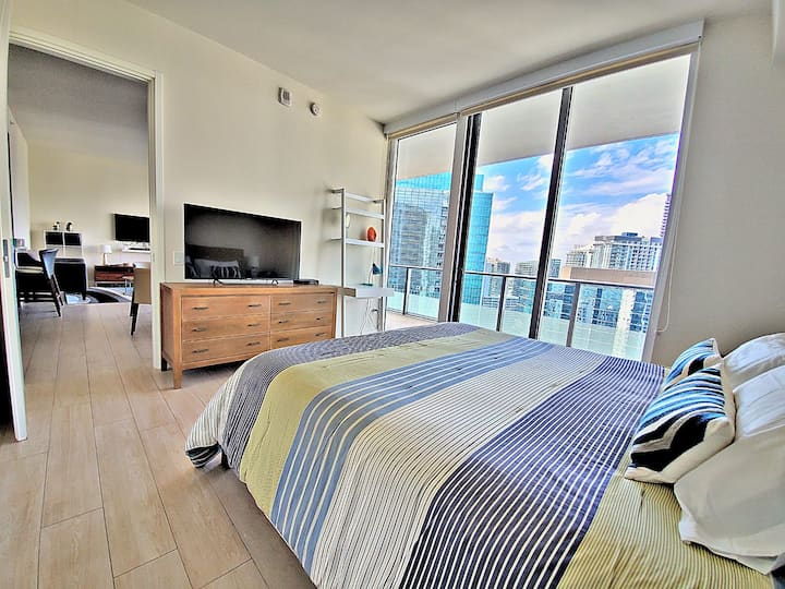 Trendy High End 5 Stars Luxury Apartment Brickell