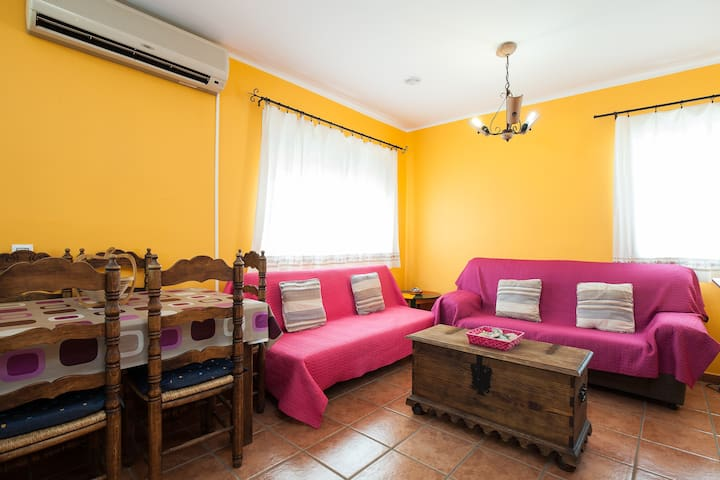 APARTAMENTO ACOGEDOR EN LAS NEGRAS - Las Negras - Apartment
