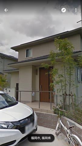 駐車場付き一軒家戸建の2階をお貸出し!(駅まで徒歩5分) - 福岡市城南区 - Talo