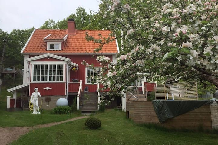 Room in villa on Apple Street - Gothenburg - Internat