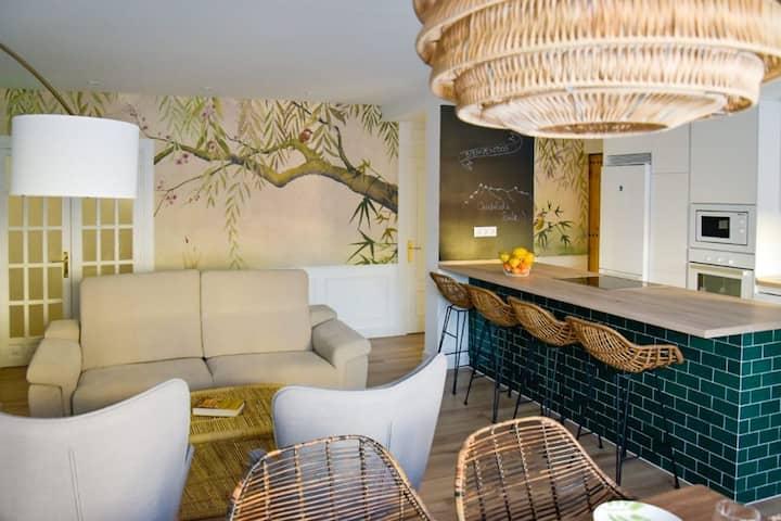 Candeleda Suite,  Diseño y comodidad en el centro