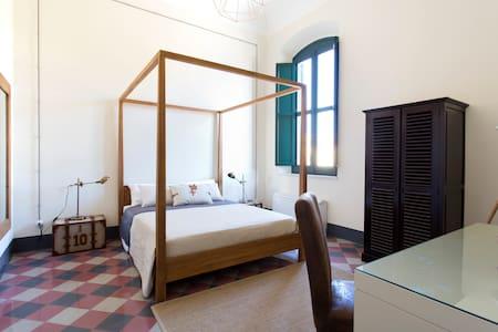 La valigia delle Indie-Le stanze del Capostazione - Bagheria - Bed & Breakfast
