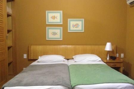 Flat em atraente hotel de Ilhabela - Ilhabela - Service appartement
