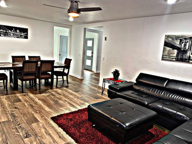 In the heart of Edmond yet 15 min to downtown OKC!