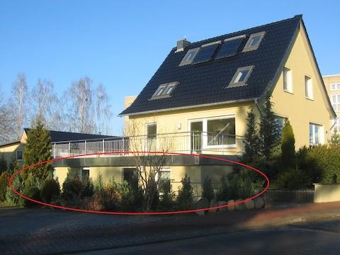 generous holiday flat in Waren (Mueritz)