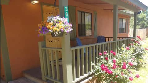Verde River Cottage/2BR/King/Fireplace/BBQ/Patio