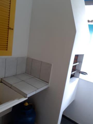 Uma churrasqueira por apartamento