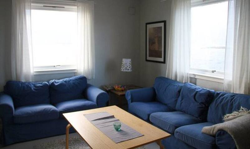 Fully furnished apartment near city centre.