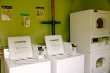 Laundry for guests