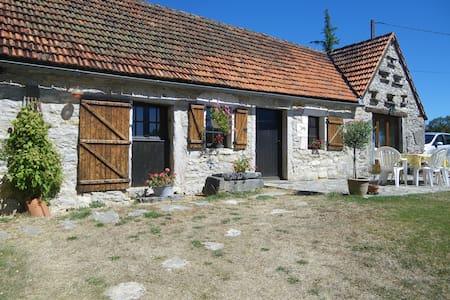 bergerie avec piscine , près Rocamadour /  Padirac - Reilhac