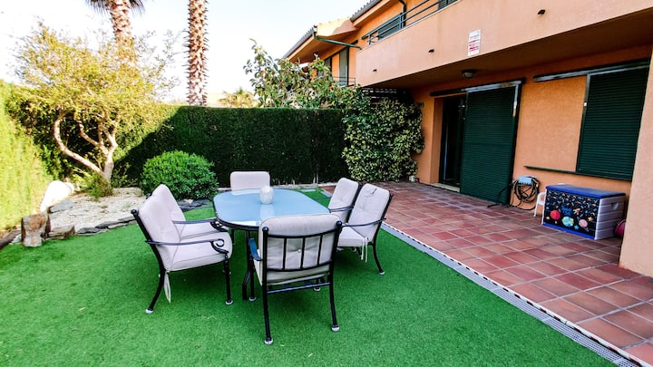 Groud Floor Apartment With Direct Access to Swimming Pool MSJ70