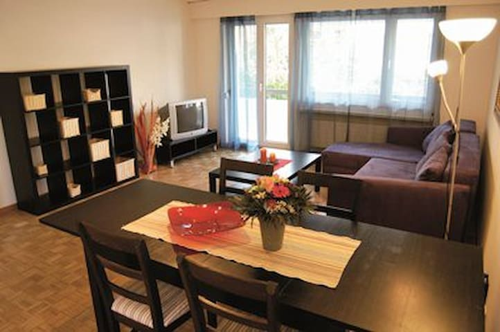 Swiss Star Oerlikon - 2 bedroom apartment #01