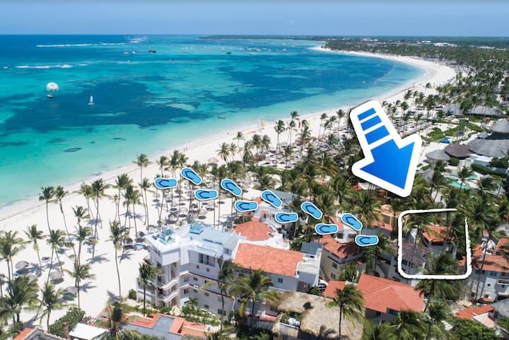 ☀️Ocean View  Villa With Terrace V10 8P AV☀️