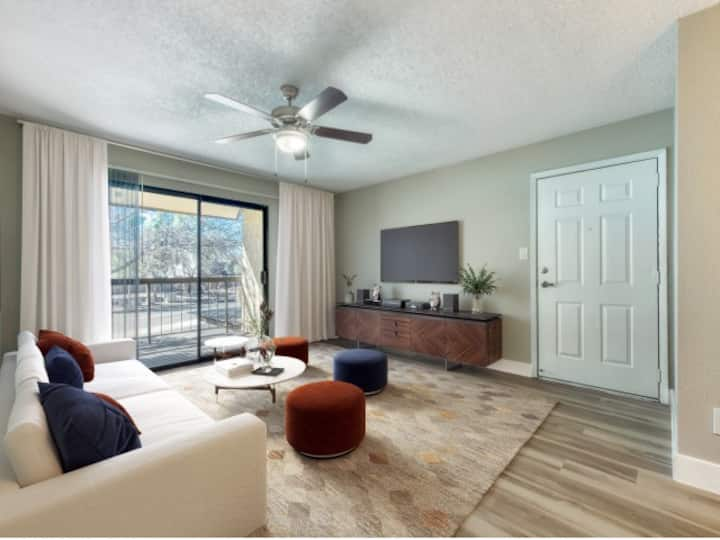 Live + Work + Stay + Easy  |  2BR in Chandler