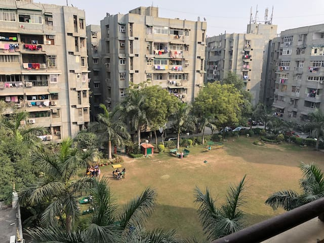 Complete 4BHK Apartment