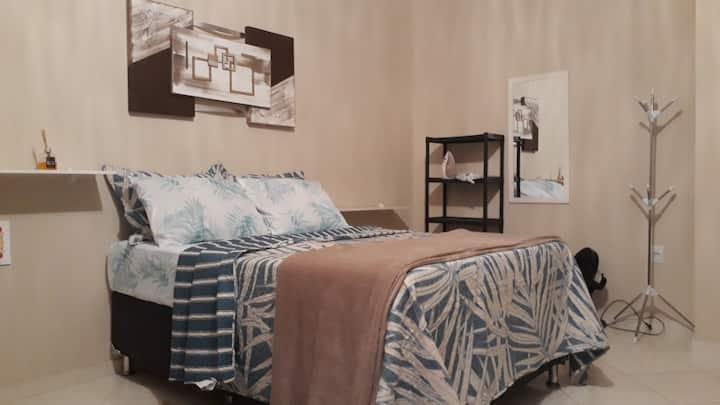 Aconchegante apartamento na Praia do Jabaquara