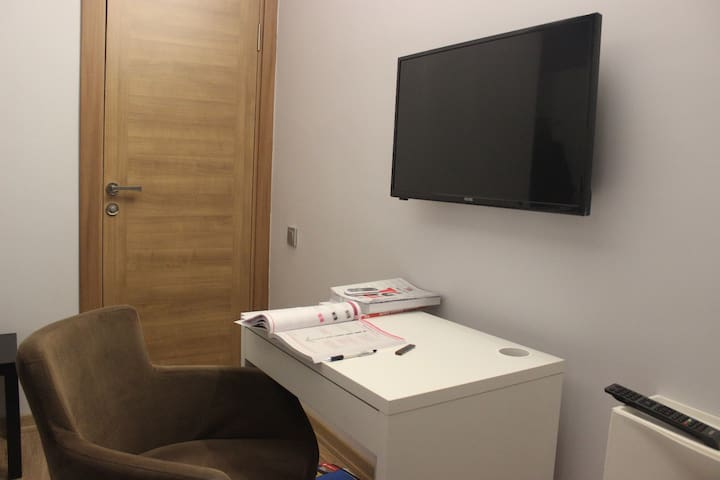 Luxury and clean