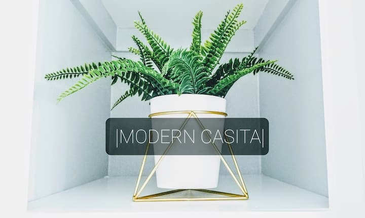 ||Modern Casita ||Separate Home ||1BR 1BA Kitchen