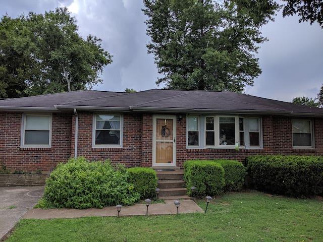 Inglewood home in quiet neighborhood (shared Aug.)