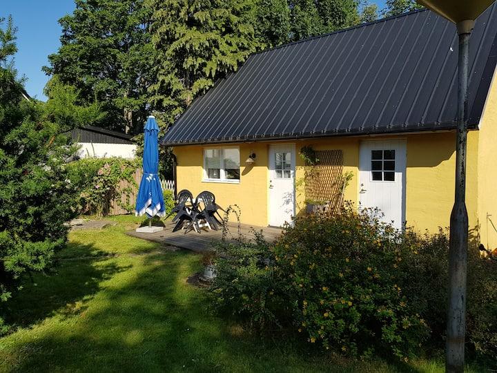 Gårdshus  Järrestad nära Simrishamn Österlen