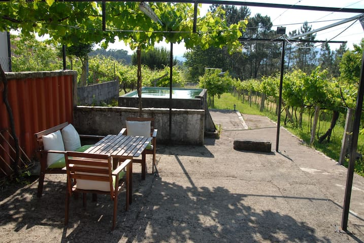 Paradise in the North of Portugal - Friestas - Vila