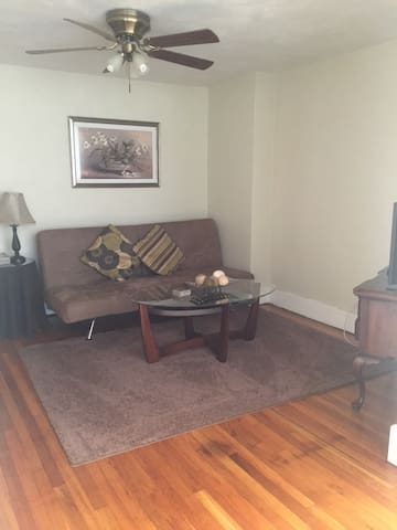 Charming 2BD w/parking near city - Pittsburgh - Apartament