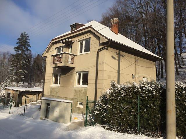 Vila Siberka - Frenštát pod Radhoštěm - Rumah