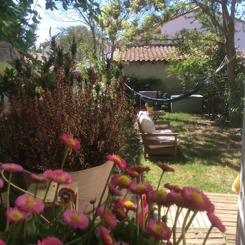 Chez Soso avec JARDIN - Aix-en-Provence - Lägenhet