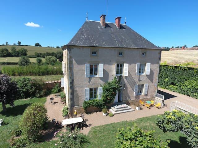 Maison de caractère - Saint-Laurent-en-Brionnais - House